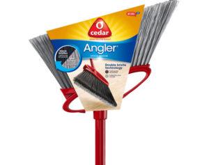 O'Cedar Angler Angle Broom