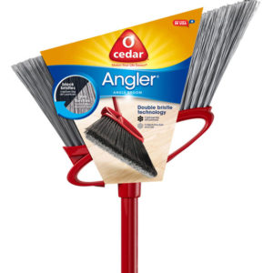 Angler-Angle-Broom